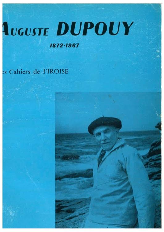 Cahiers de l'Iroise couverture